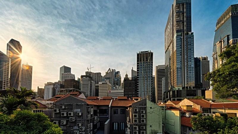 10 năm chặng đường phát triển đô thị mặt trời của Singapore