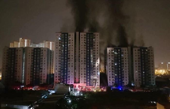 Báo động khẩn về công tác phòng cháy chữa cháy ở chung cư sau vụ Carina