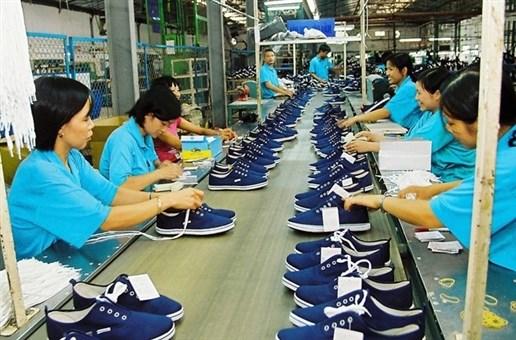 """Việt Nam - """"Á quân"""" thế giới về xuất khẩu giày dép"""