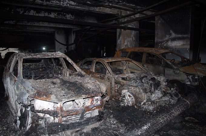 """Hết thời """"thờ ơ"""" với bảo hiểm cháy nổ"""