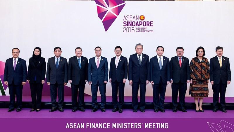 Duy trì tăng trưởng kinh tế và tự cường tài chính của ASEAN