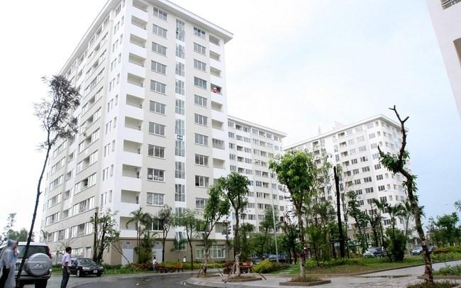 Lãi suất cho vay ưu đãi 4,8%/năm: Tin vui cho người mua nhà ở xã hội