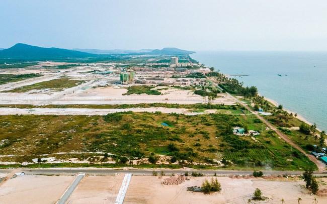 """Phú Quốc quay cuồng trong cơn """"sốt đất"""""""