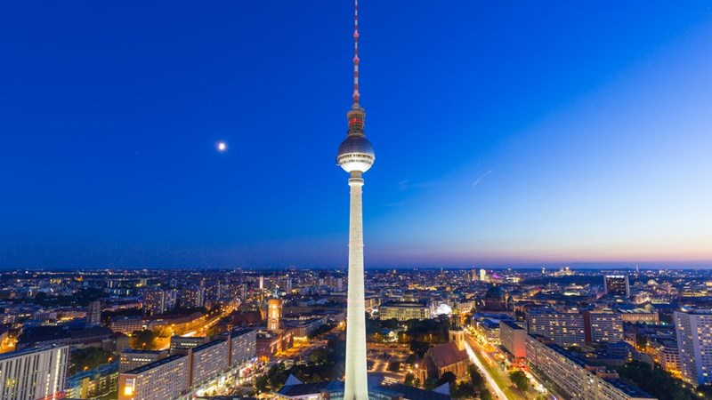 Berlin là thị trường nhà ở phát triển nhanh nhất thế giới