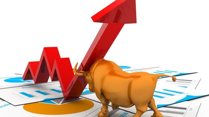 Dòng tiền đổ mạnh vào thị trường, VN-Index tiếp tục tăng gần 16 điểm