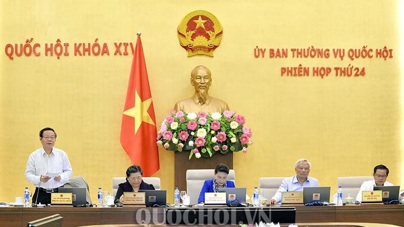 Ủy ban Thường vụ Quốc hội thống nhất về quyết toán ngân sách nhà nước năm 2016