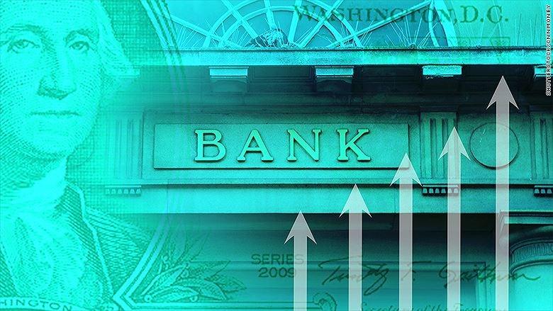 Lợi nhuận các ngân hàng Mỹ cao nhất từ trước tới nay