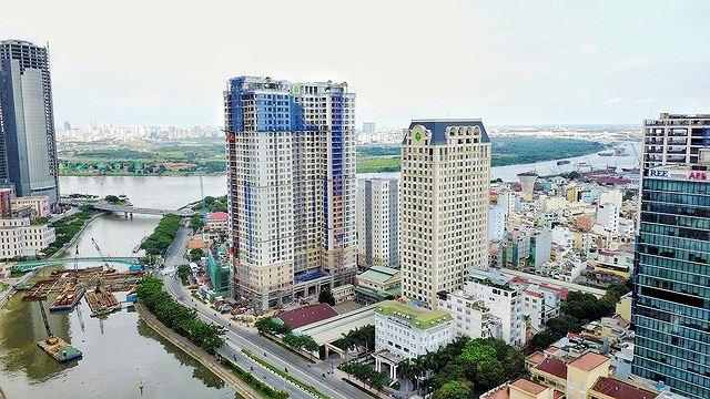 Căn hộ cao cấp ở TP. Hồ Chí Minh đang trỗi dậy