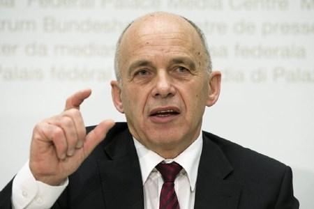 Thụy Sỹ dọa đáp trả các biện pháp hạn chế giao dịch tài chính của EU