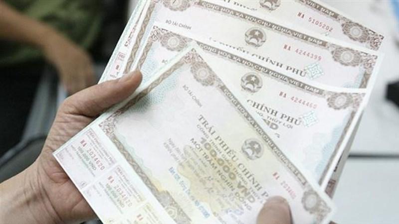 Phát hành 22.090 tỷ đồng trái phiếu Chính phủ nhận nợ với Bảo hiểm xã hội