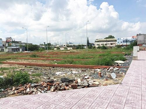 Nhiều tỉnh, thành phố đồng loạt tạm dừng việc phân lô tách thửa