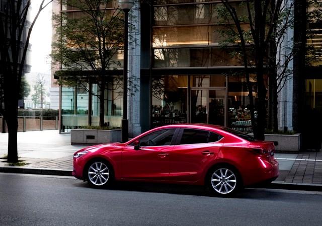 Những lý do nên lựa chọn xe Mazda