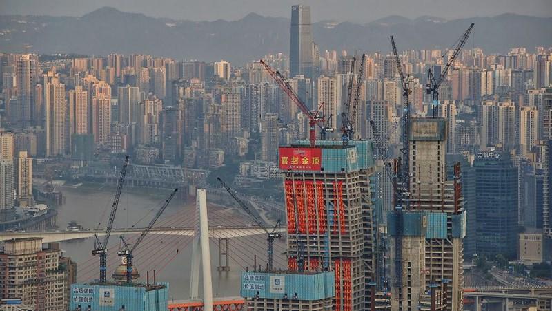 GDP Trung Quốc đạt 6,7% trong quý II