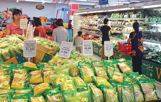 Nông sản Việt khó tiêu thụ tại thị trường lớn vì...  bao bì!
