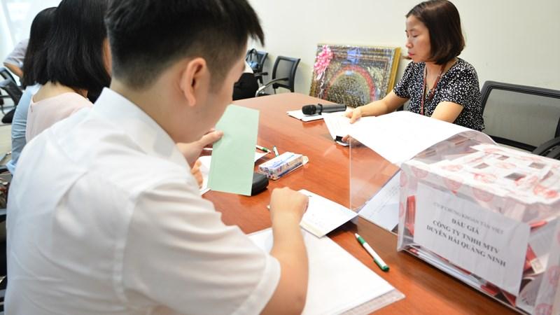 Công ty TNHH MTV Duyên hải Quảng Ninh IPO thành công hơn 1,7 triệu cổ phần