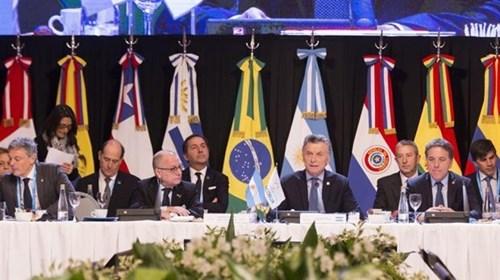 Các nước Mỹ Latinh thúc đẩy tự do thương mại