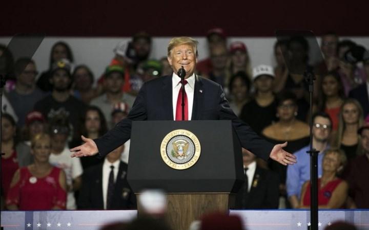Tổng thống Donald Trump: Mỹ đã chiếm thế thượng phong trong cuộc chiến thương mại với Trung Quốc