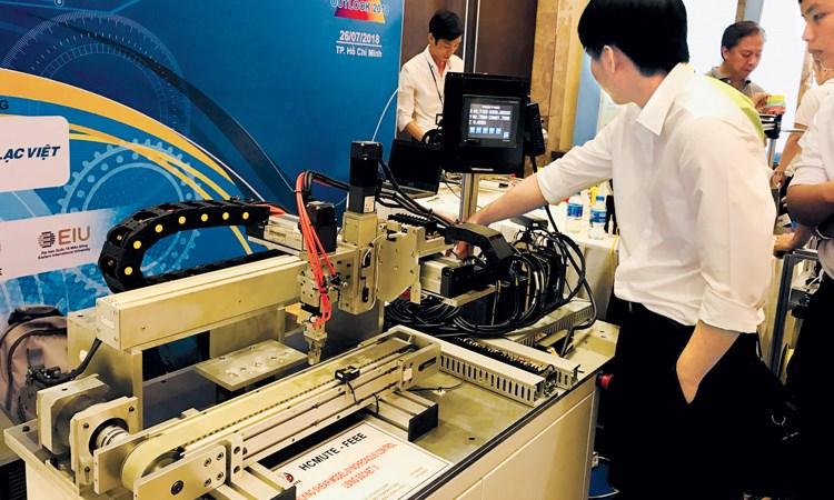 Doanh nghiệp Việt chuyển đổi số theo xu thế cách mạng công nghiệp 4.0
