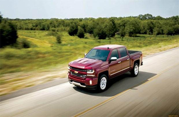 10 mẫu xe bán tải mạnh nhất