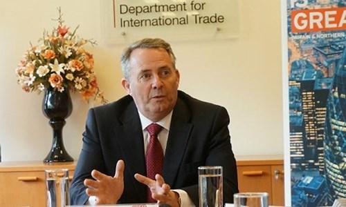 Chính phủ Anh đặt mục tiêu đưa xuất khẩu chiếm tới 35% GDP