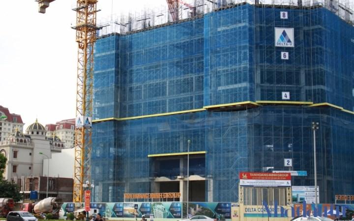 Bất động sản Hà Nội sẽ dậy sóng với những dự án chung cư nghìn tỷ