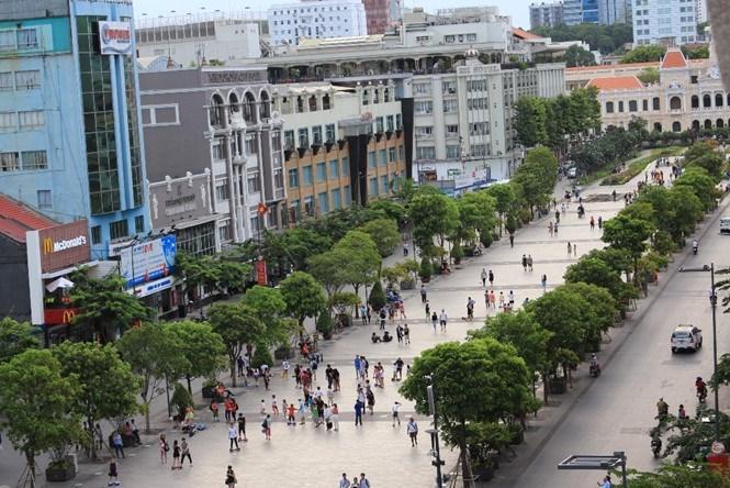 TP. Hồ Chí Minh sẽ có thêm nhiều phố đi bộ
