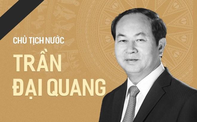 Tổ chức Quốc tang đồng chí Trần Đại Quang