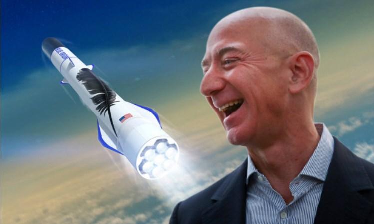 Sau sách, xe hơi, giờ Jeff Bezos muốn bán… tên lửa