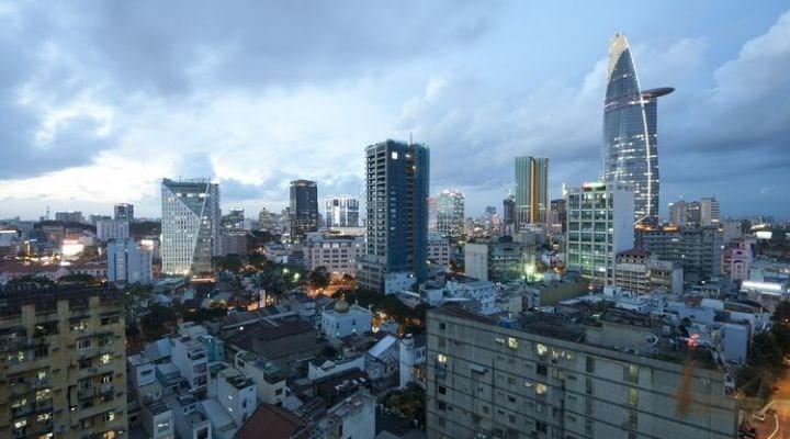 Bất động sản TP. Hồ Chí Minh: Thỏi nam châm hút vốn FDI
