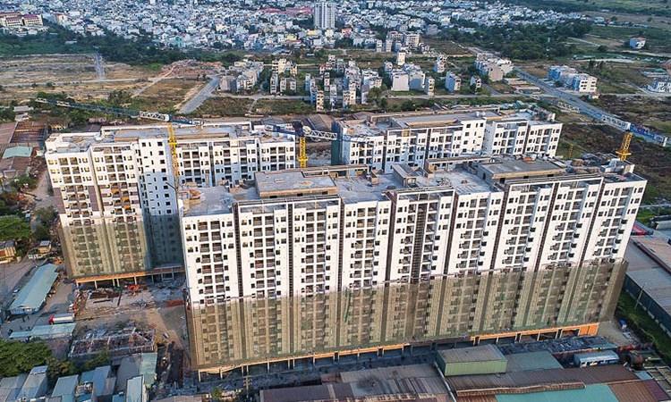 Hạn chế nguồn vốn đổ vào bất động sản là cần thiết