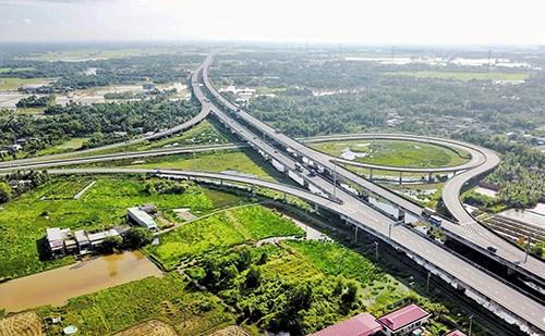 Bất động sản tỉnh Long An cất cánh nhờ hạ tầng