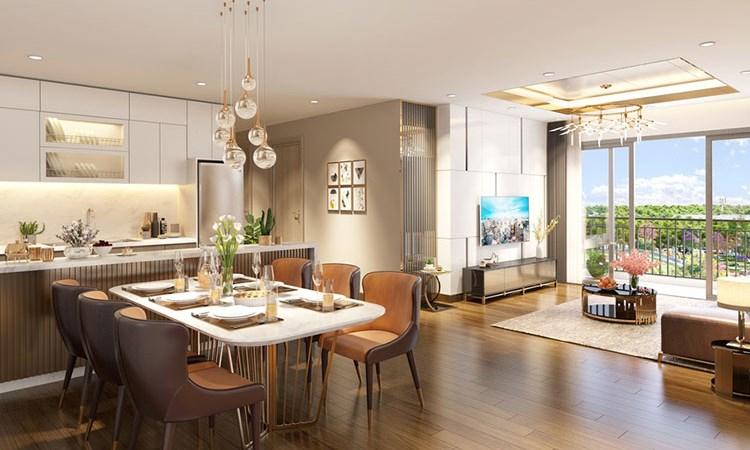 Nên chọn mua căn hộ đầy đủ nội thất hay bàn giao thô?