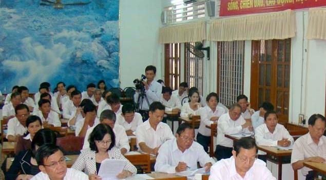 Cục thuế Cần Thơ đẩy mạnh công tác thu nợ thuế năm 2012