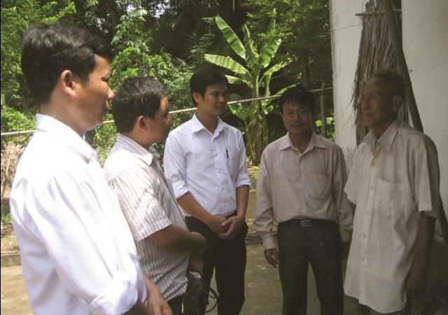 Bảo hiểm nông nghiệp: Ấm lòng người dân sau mưa lũ