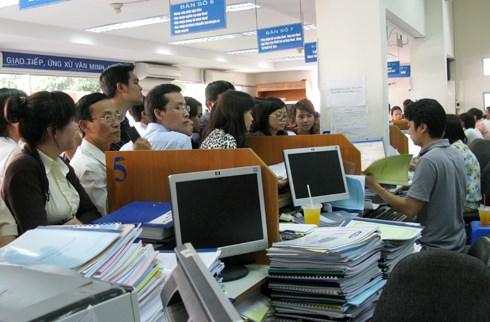 Thực hiện cam kết cắt giảm thủ tục hành chính thuế hỗ trợ DN