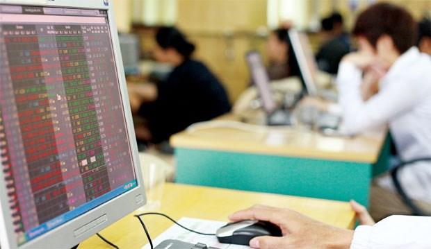 Thị trường chứng khoán 2012: những con số nổi bật