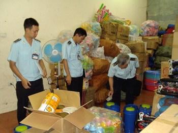 Ngành Hải quan đẩy mạnh chống buôn lậu tại cửa khẩu