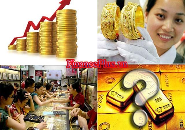 Thị trường vàng 2013: Nhà nước giữ vàng, nền kinh tế có tiền