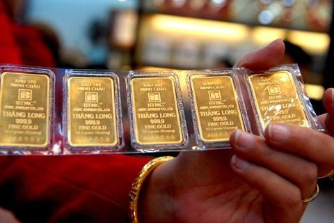 """""""Rủi ro kinh doanh vàng miếng của ngân hàng rất thấp"""""""