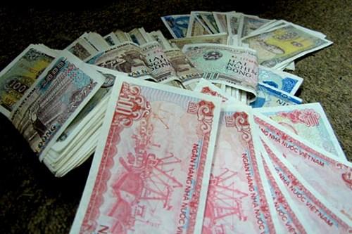 Bi kịch của tiền mệnh giá 500 đồng