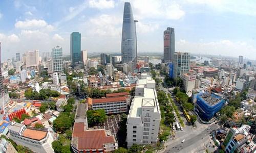Năm 2012 GDP của TP. Hồ Chí Minh đạt 9.2%