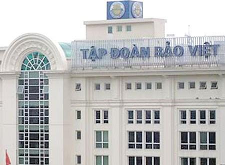 Năm 2012, Tập đoàn Bảo Việt lãi 1.075 tỷ đồng