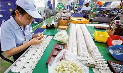 FDI dần hướng vào công nghệ cao