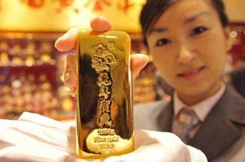 SPDR Gold Trust bất ngờ mua vào hơn 3 tấn vàng