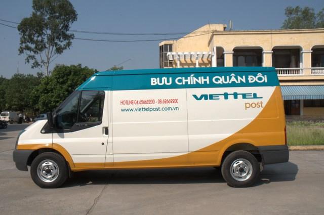 Người thay đổi cục diện thị trường bưu chính Việt Nam 2012