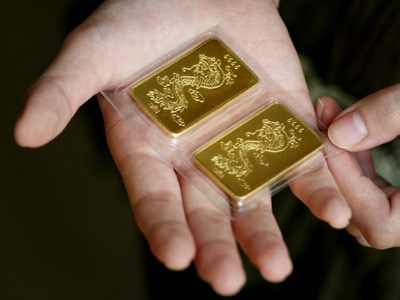 Sẽ gia tăng cửa hàng được giao dịch vàng miếng