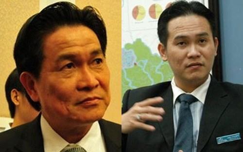 Sacombank siết nợ cựu Chủ tịch và Phó chủ tịch gần 1.600 tỷ đồng
