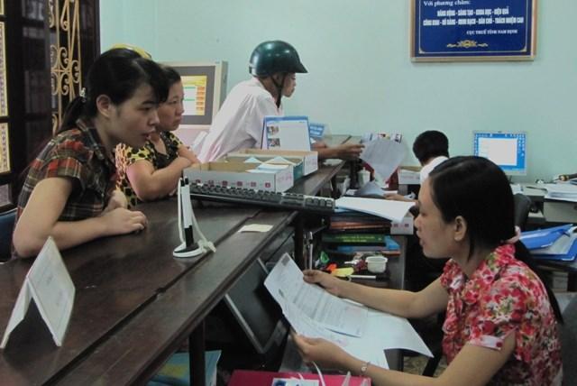 Cục Thuế Nam Định: Chủ động các biện pháp hoàn thành nhiệm vụ thu ngân sách