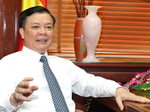 Bộ trưởng Bộ Tài chính Đinh Tiến Dũng: Quyết tâm cao để vượt qua khó khăn