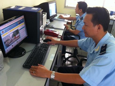 Hải quan Đồng Tháp thu thuế cao trong 5 tháng đầu năm 2013